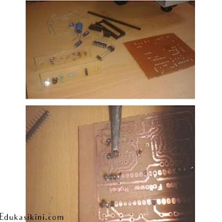 Bagaimana cara membuat PCB di rumah?