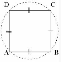 Contoh Soal Matematika Mencari Simetri Lipat dan Simetri Putar