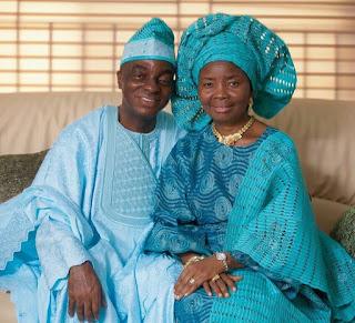 Bishop David and Faith Oyedepo