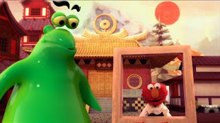 Sesame Street Elmo The Musical Karate Master the Musical.1