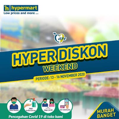 Katalog Promo JSM Hypermart 13 - 16 November