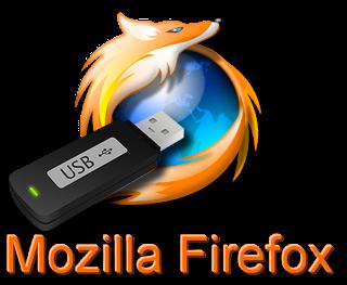 Mozilla Firefox Portable para llevar en tu llave USB