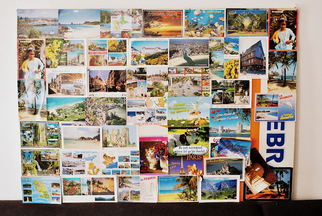 cartes postales collection