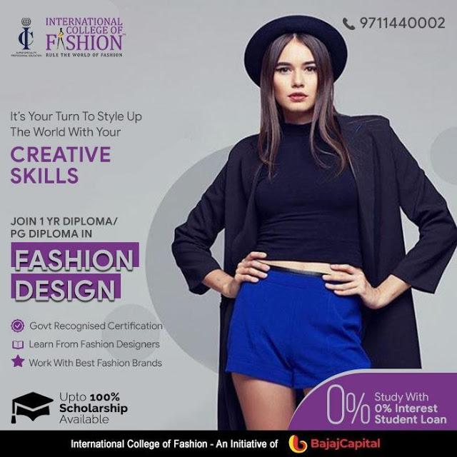 fashion design course in delhi