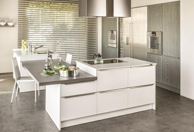 Pratiklik, modern mutfakların odak noktası