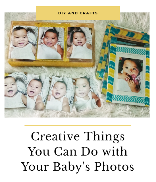 Creative Things You Can Do with Your Baby's Photos