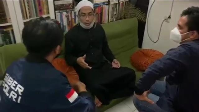 Innalillahi, Ustadz Maaher Meninggal Dunia di Rutan, Begini Kronologinya