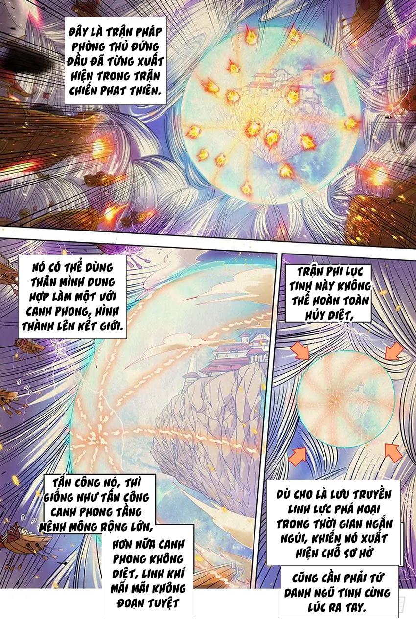 Ngự Linh Thế Giới Chapter 317 video - Hamtruyen.vn