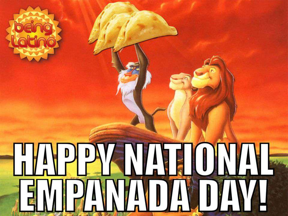 National Empanada Day Wishes Images