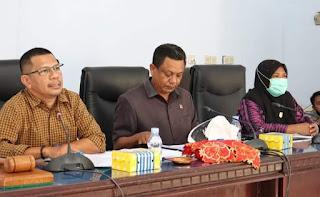 Datangi DPRD, GARAP Pertanyakan Kebijakan dan Kinerja pemerintah dalam Penanganan Covid19