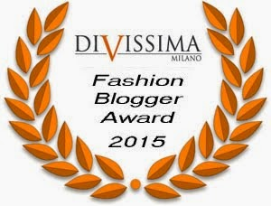 Divissima Fashion Blogger Award NOEMI SEPE
