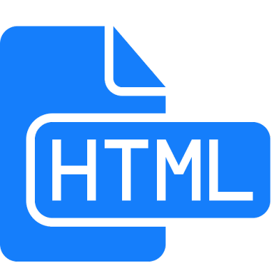 دروس لغة HTML الدرس الاول