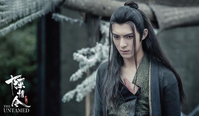 wang haoxuan untamed cast