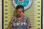 Transaksi Narkoba Di Pinggir Jalan, Pria Asal  Luwu Timur Ditangkap Polisi