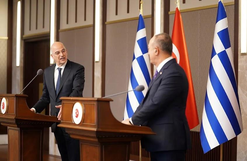 Η Ελλάδα αναβάθμισε στην Άγκυρα την αξιοπιστία της έναντι των συμμάχων της