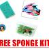 Free Natural Sponge Kit
