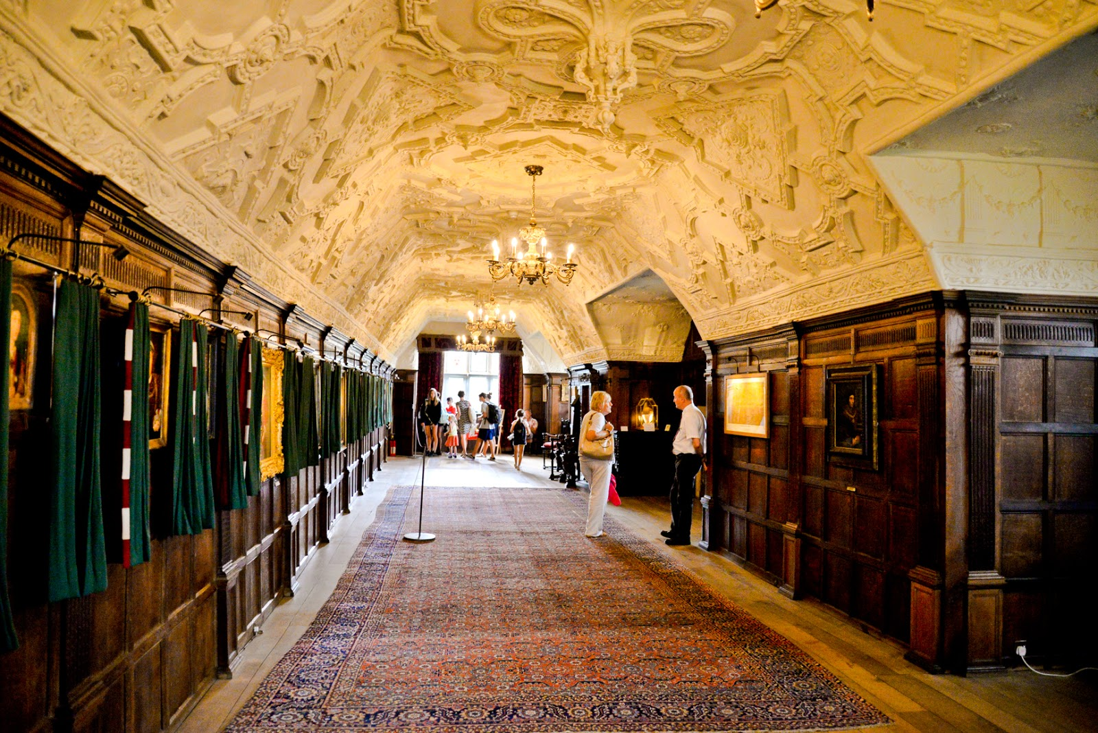 long gallery hever castle
