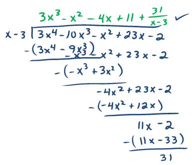 College algebra worksheets