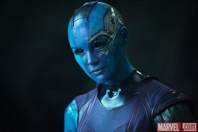 Nebula también regresará en Avengers: Infinity War