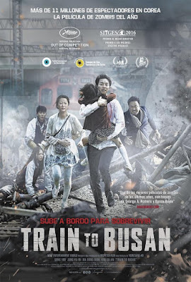 Train to Busan (Tren a Busan) - poster español