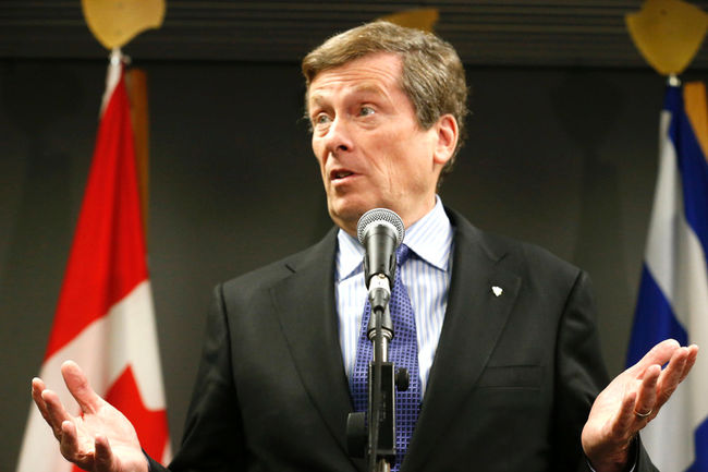 Toronto Mayor Wanted Developer Fined $ Million For Removing 30 Trees Without Permit