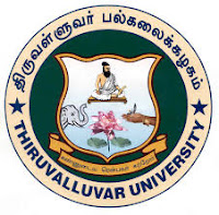 Thiruvalluvar University Question Paper