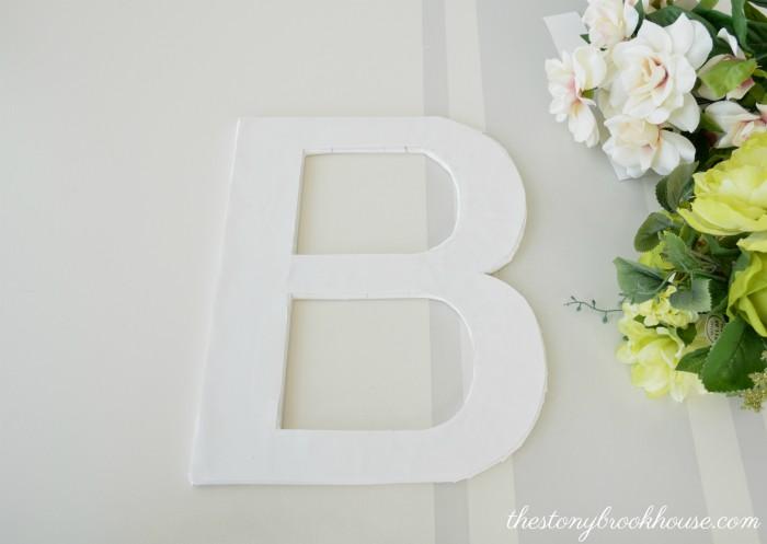White Letter Ready