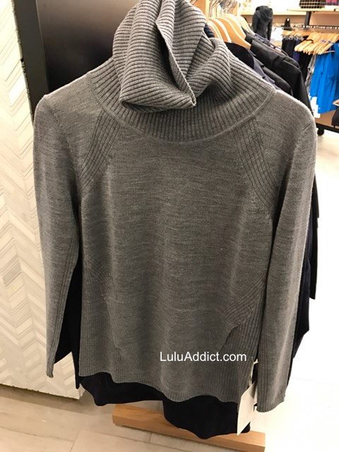 lululemon sweat-and-savasana-sweater