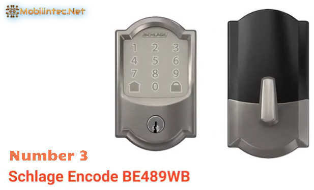 Schlage Encode BE489WB