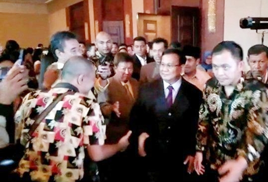 Ahok Donatur Terbesar Gala Dinner Pengusaha Tionghoa Dukung Prabowo