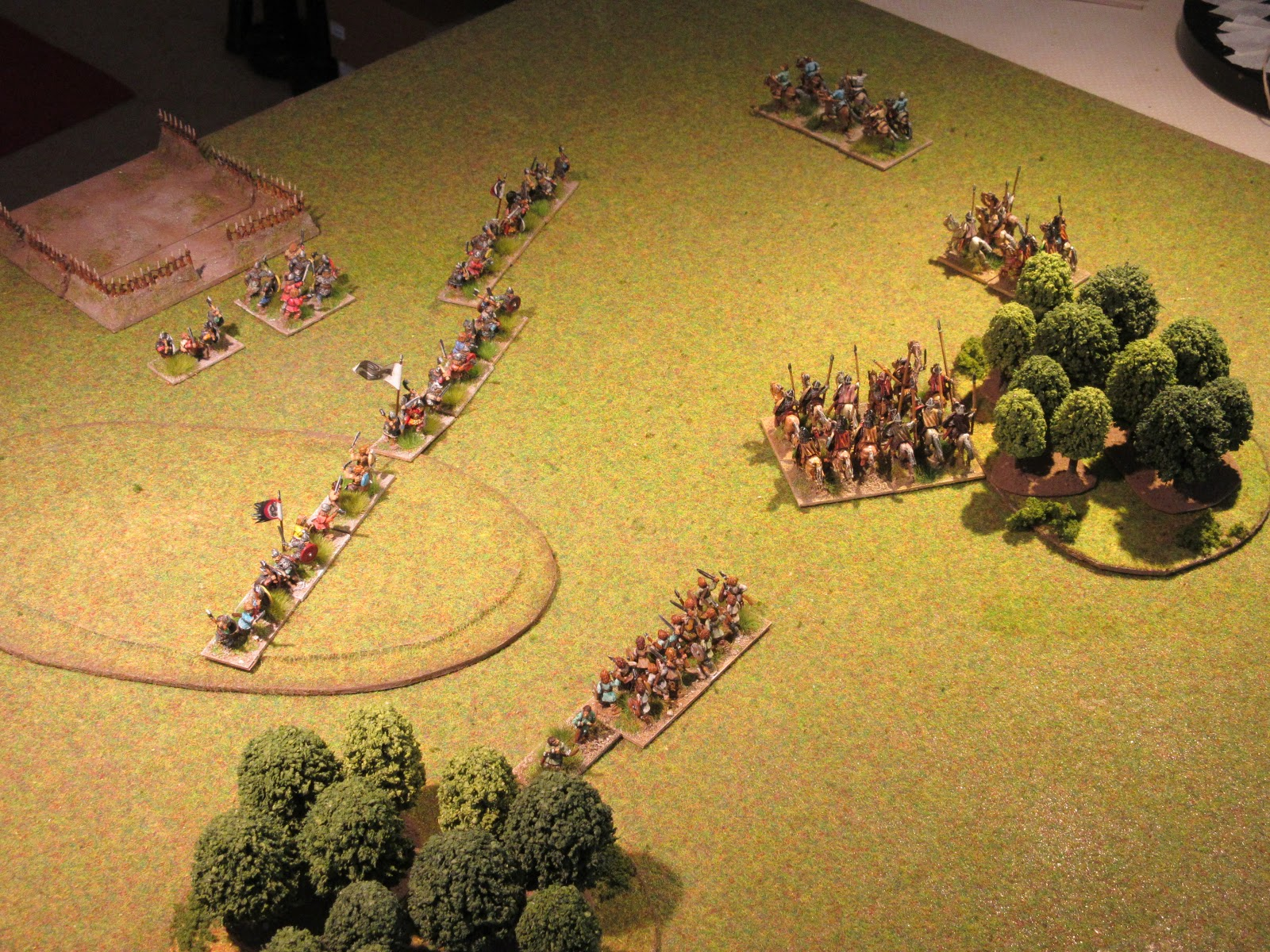Storm within the Empire: 939 AD, refighting the Battle of
