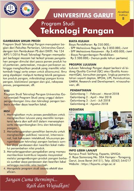 Teknologi Pangan