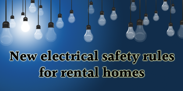 electrical safety rules for rental homes