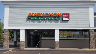 Aubuchon will be consolidating its Cottage St and Hometown Paints location into this one space opening soon