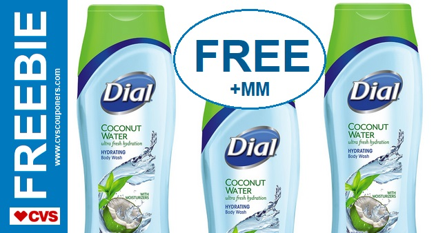 FREE Dial Body Wash CVS Deal  714-720