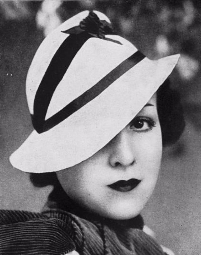 1930s: One of the Best Periods of Women Hat Fashion