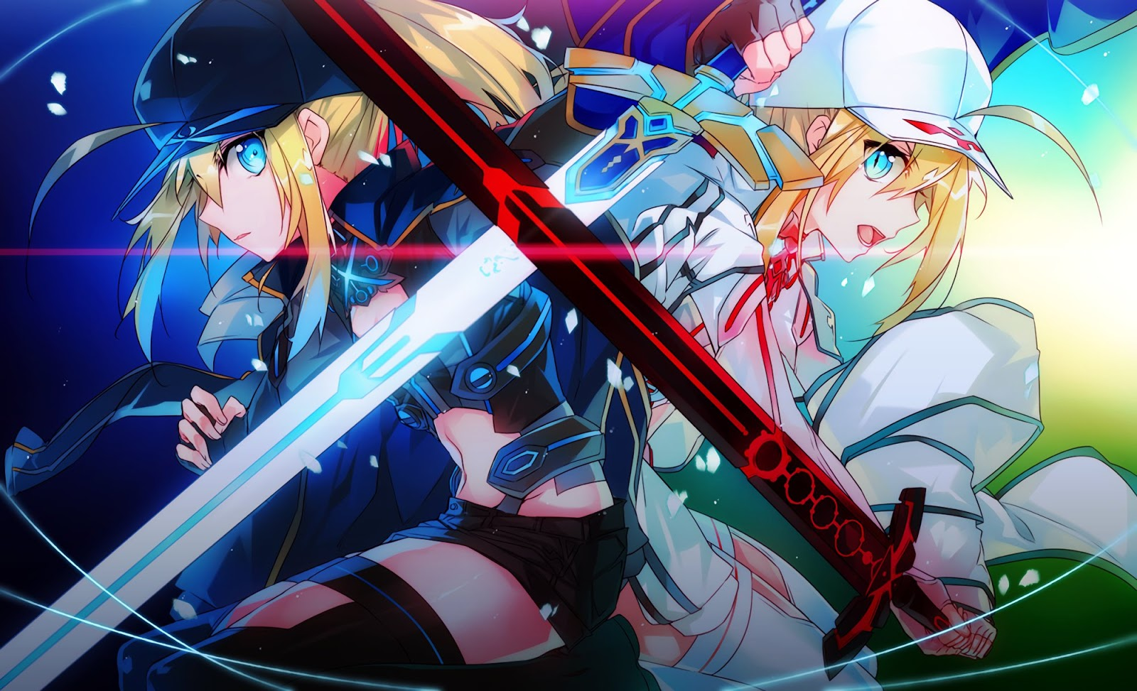 Fate AowVN%2B%2528102%2529 - [ Hình Nền ] Anime Fate/GrandOrder tuyệt đẹp Full HD | Wallpaper