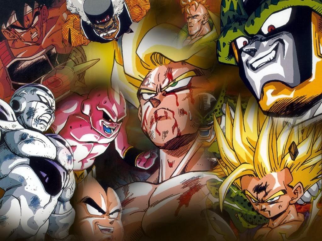 Series De Tv Y Películas Motivacionales 2 Dragon Ball Z