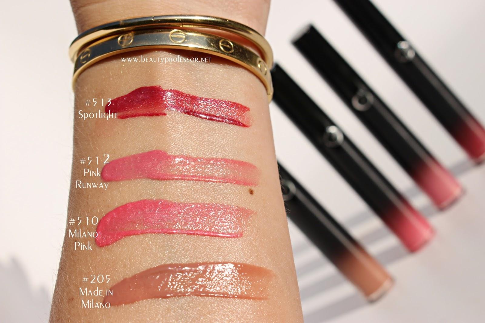 Ecstasy Lacquer Lip Gloss by Giorgio Armani Beauty #11