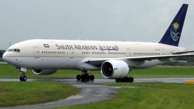 suudi arabistan uçak bileti