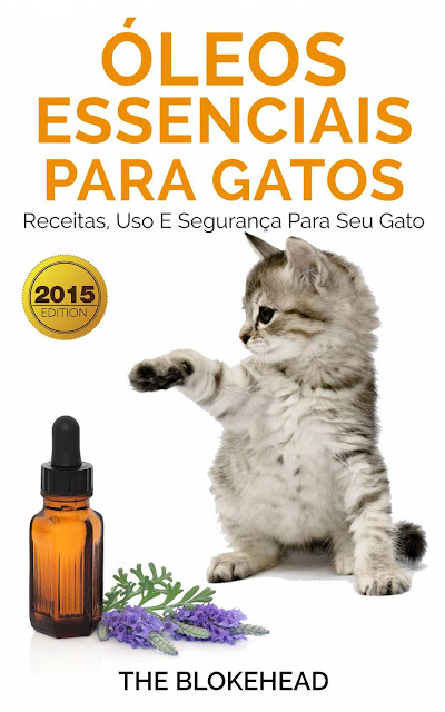 Óleos Essenciais para Gatos The Blokehead
