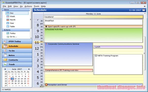 Download EssentialPIM Pro 8.54 Full Crack