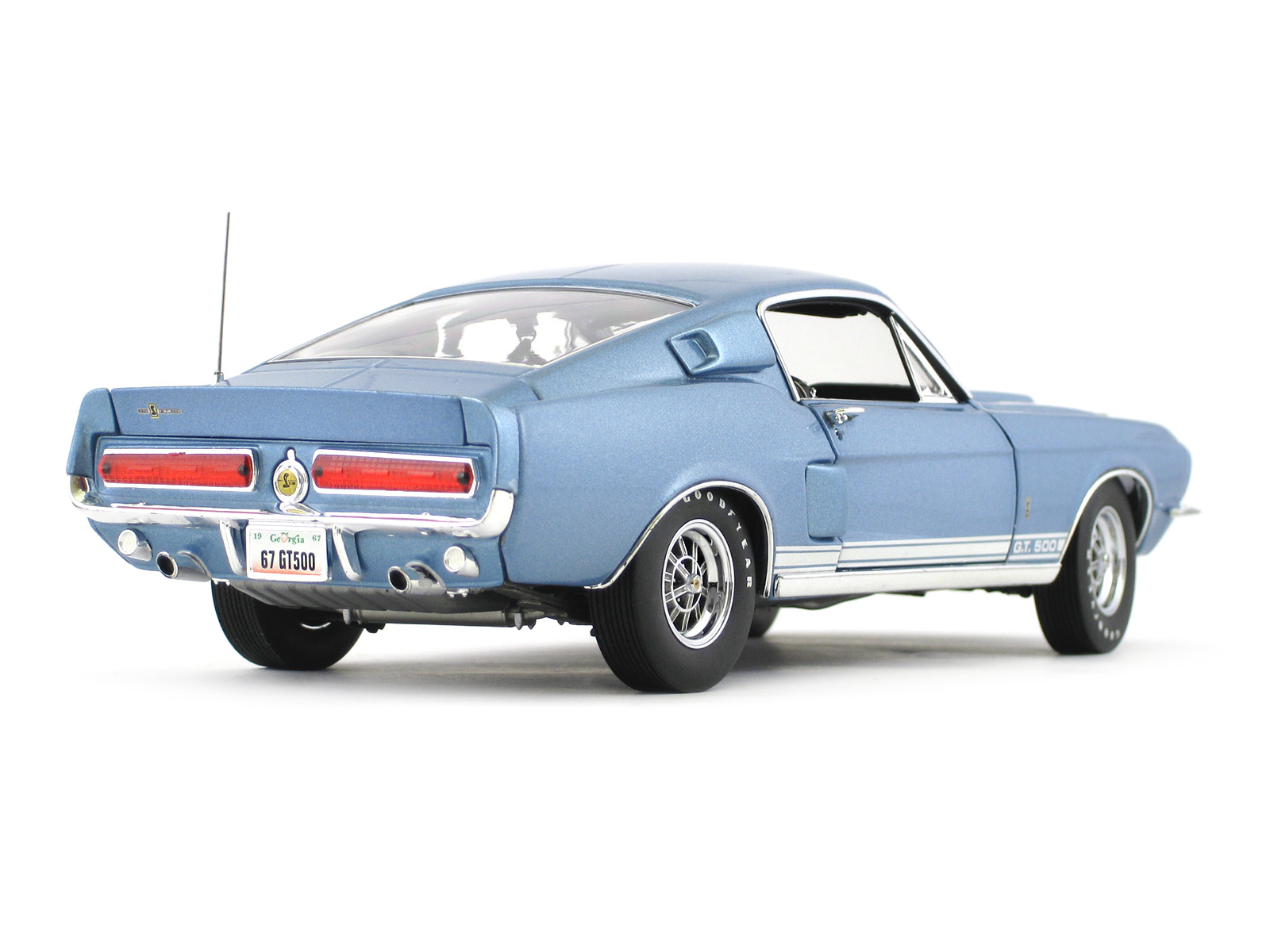 Ford Shelby Truck >> 1967 Shelby Mustang GT500 LE of 1000 GMP