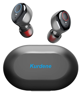 Wireless Bluetooth earbuds, workout headset, best workout earbuds