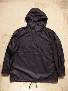 "Engineered Garments ""Cagoule Shirt - Super Light Nylon Ripstop"""