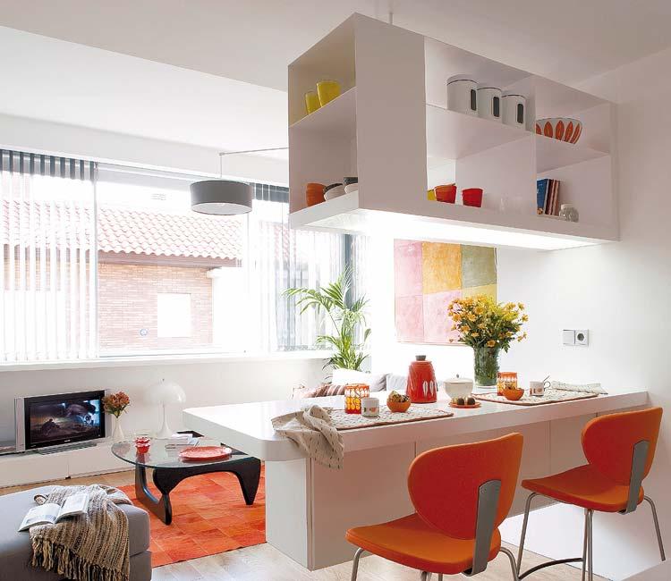 C@sas de pelicula: ideas y trucos para pequeños espacios.