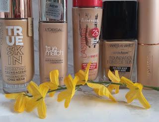 best-drugstore-foundations-for-dry-skin