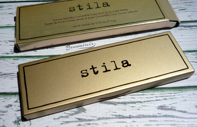 Stila Sunrise Splendor Convertible Color Dual Lip & Cheek Palette