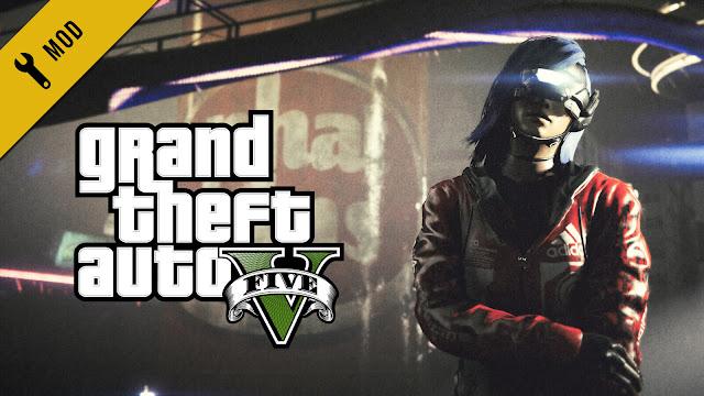 grand theft auto 5 mod cyberpunk style graphics rockstar games rockstar games 2013 crime action-adventure game pc