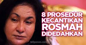 Thumbnail image for Kecantikan Rosmah Didedahkan Oleh Doktor Kosmetik
